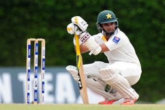 Azhar has returned back to Pakistan