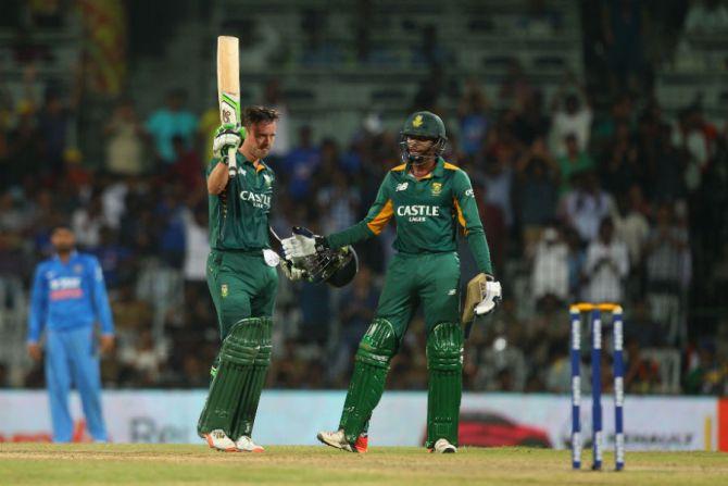 De Villiers' 22nd ODI century went in vain