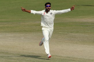 Jadeja finished with figures of 5-21 off 11.5 overs