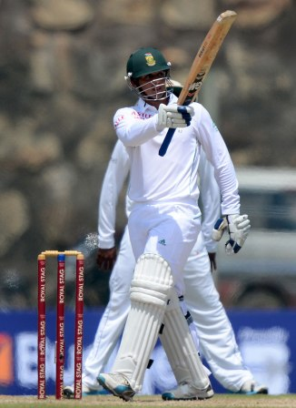 De Kock's last Test for South Africa came against Bangladesh in July 2015