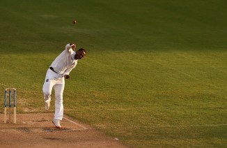 """Samuels has been """"automatically suspended from bowling in international cricket for a 12-month period"""""""