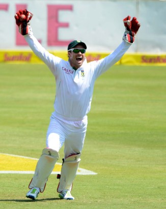 De Villiers has not kept wicket since the turn of the year