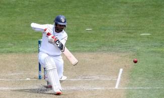 Karunaratne hit seven boundaries during his knock of 84