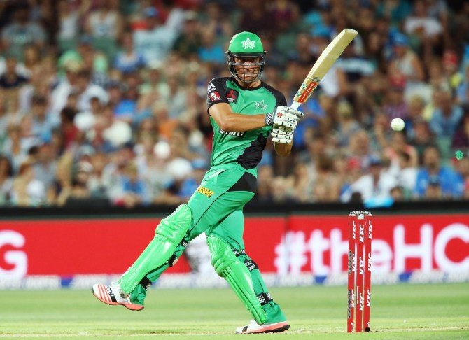 Stoinis made a gutsy 50