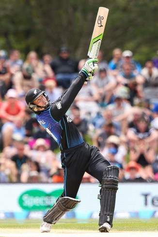 Guptill now holds the record for the second-fastest half-century in ODI history