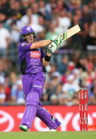 Paine was named Man of the Match for his dazzling innings of 87 not out