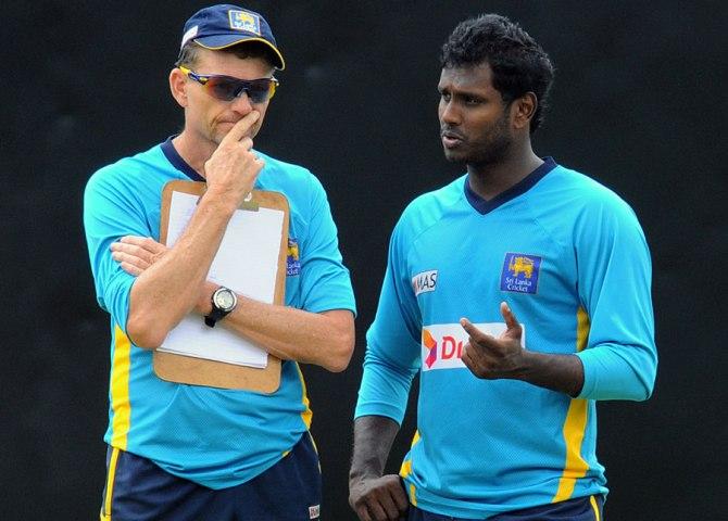 Ford will return as Sri Lanka's head coach