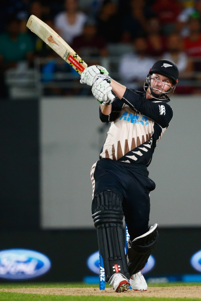 Munro is set to play his first ODI since August 2015