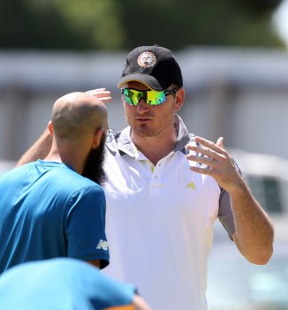 """""""He's got good know-how about Test cricket and we've got a lot of youngsters who can draw on that"""""""