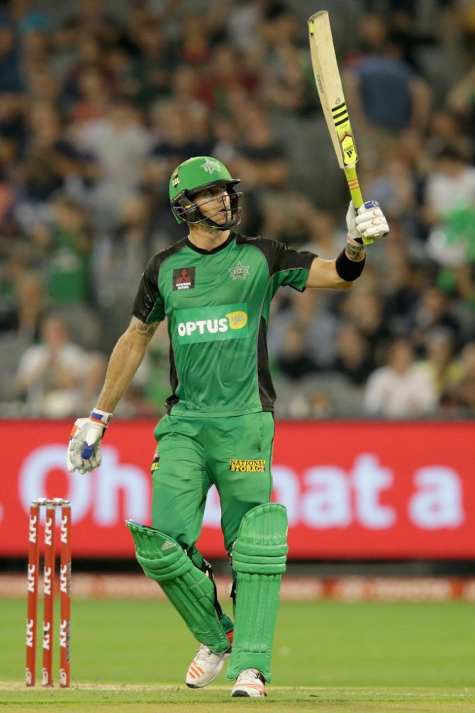 Pietersen carried the Stars into the BBL final
