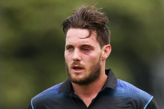 McClenaghan suffered the injury when he was hit in the face by a bouncer from Ali