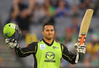Khawaja has not played ODI cricket since February 2013