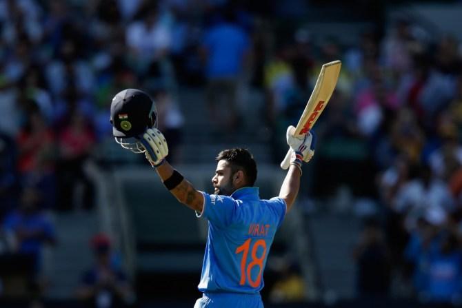 Kohli's 24th ODI century went in vain