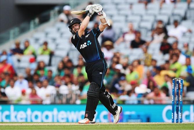 Williamson made his 24th ODI fifty