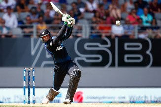 Guptill was named Man of the Match for his magnificent knock of 90