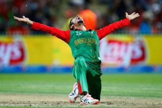 Hossain will represent Bangladesh at the World T20