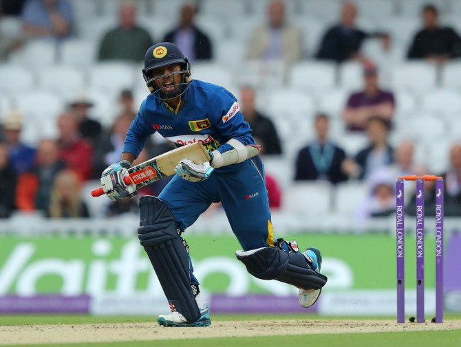 Mendis was Sri Lanka's top-scorer