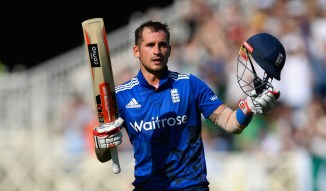 Hales holds the record for the highest ODI score by an England batsman