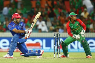 Afghanistan and Bangladesh last played each other at the 2015 World Cup