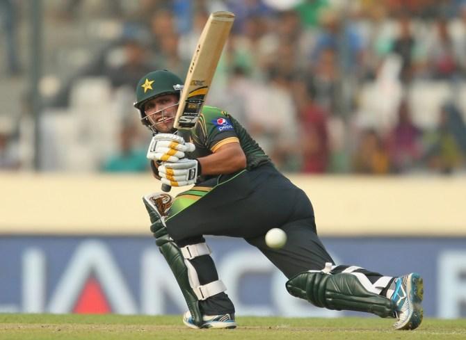Akmal has not played international cricket since April 2014