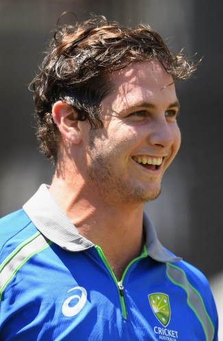 Cartwright will make his Test debut on Tuesday