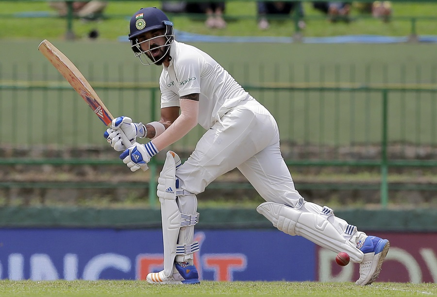 Rahul equalled the all-time record after scoring his seventh consecutive fifty-plus score