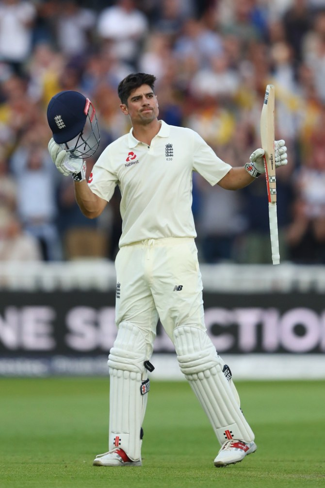 Alastair Cook - England cricket