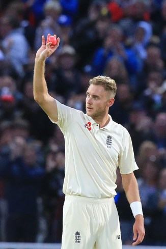 Stuart Broad England cricket