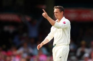 Steve O'Keefe Australia Bangladesh cricket