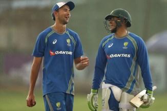 Usman Khawaja Ashton Agar Australia cricket