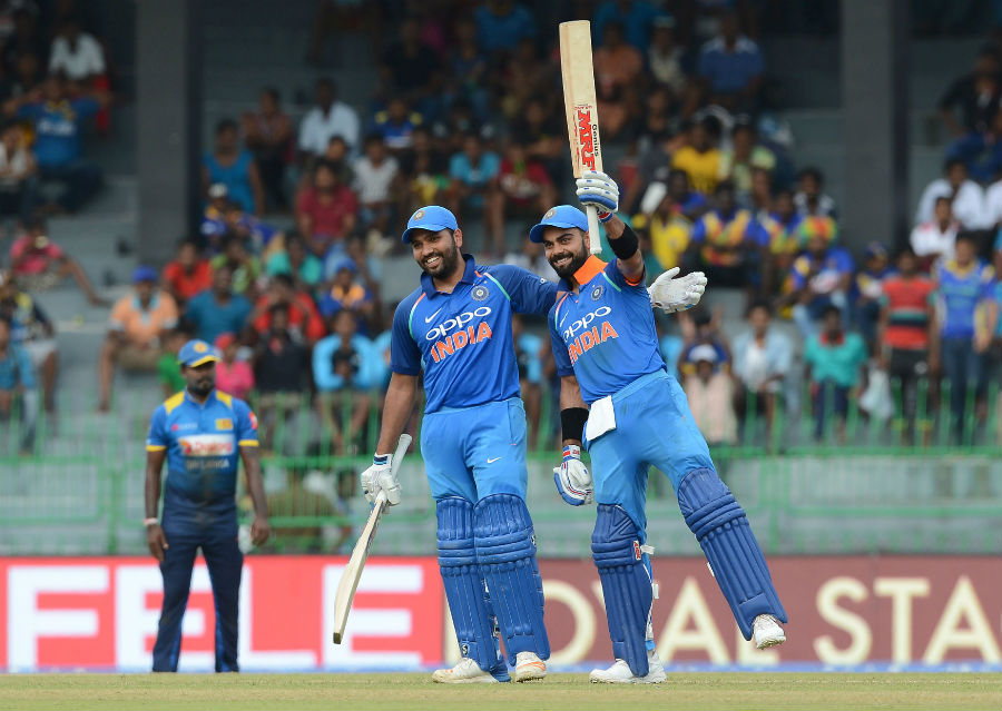 India beat Sri Lanka in fourth ODI