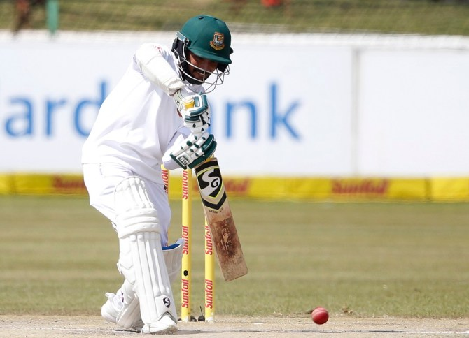 Mominul Haque fifty Bangladesh South Africa cricket