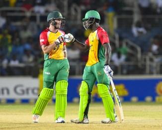 Chadwick Walton Luke Ronchi Guyana Amazon Warriors CPL cricket