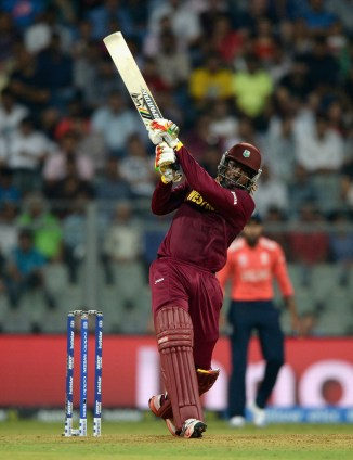 Chris Gayle West Indies England cricket