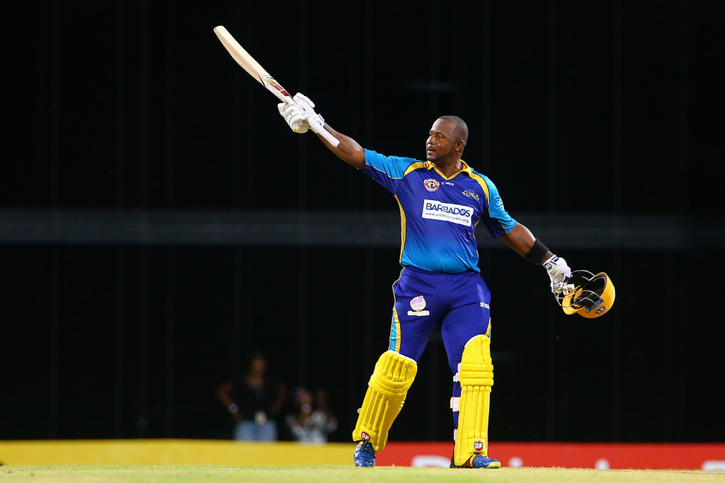 Dwayne Smith's second century keeps Barbados in hunt for play-offs