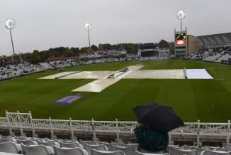 England West Indies rain second ODI cricket