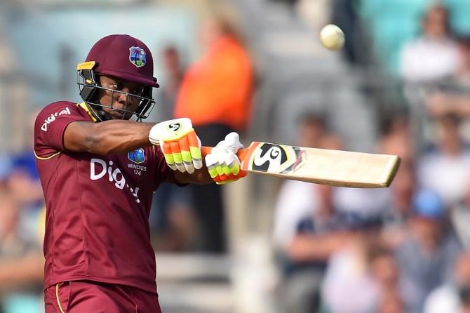 Evin Lewis West Indies cricket