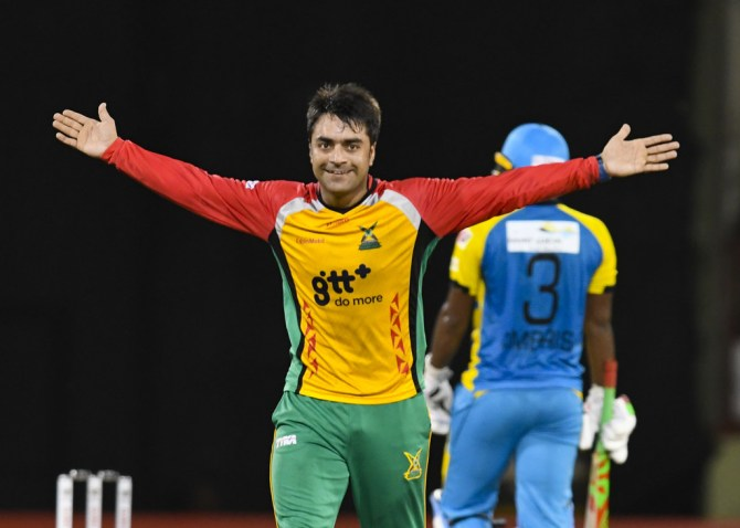 Rashid Khan Afghanistan Adelaide Strikers BBL cricket