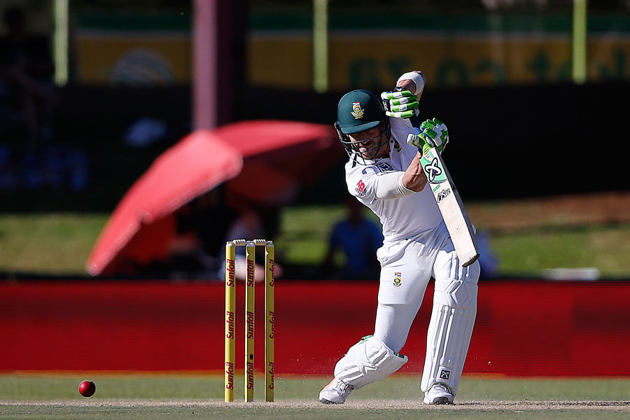 South Africa's Dean Elgar, Markram punish Bangladesh
