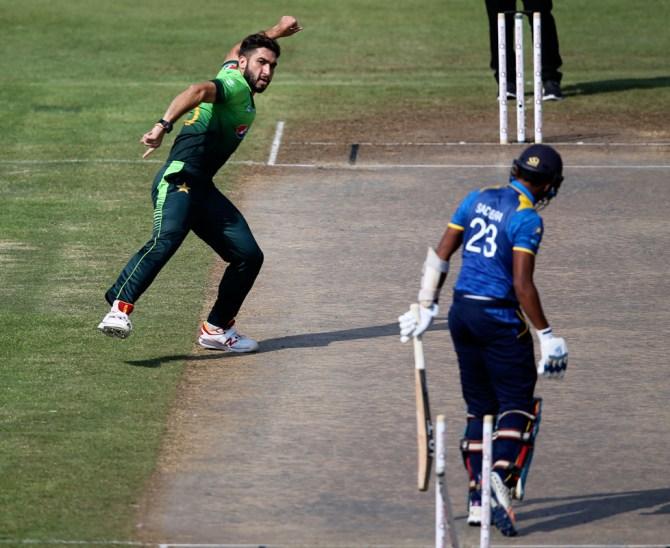 Usman Khan Pakistan cricket