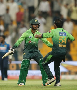 Shadab Khan Pakistan Sri Lanka cricket