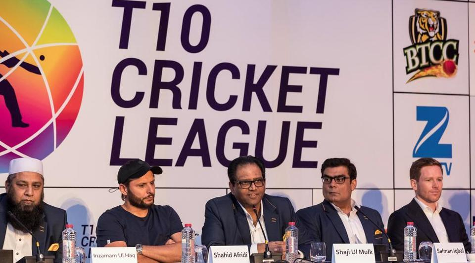 Veteran worldwide stars sign on for cricket's newest league