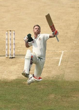 David Warner Australia England Ashes cricket