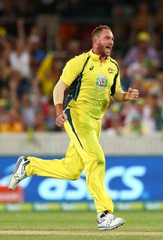 John Hastings retire Australia cricket