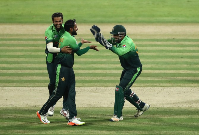 Mohammad Hafeez Pakistan cricket