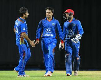 Afghanistan Zimbabwe cricket