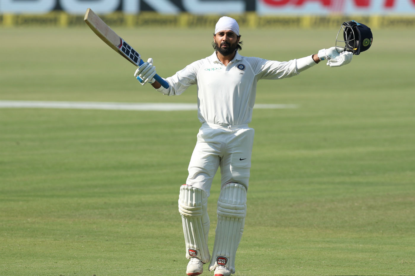 India reaches 97-1 at lunch on day 2