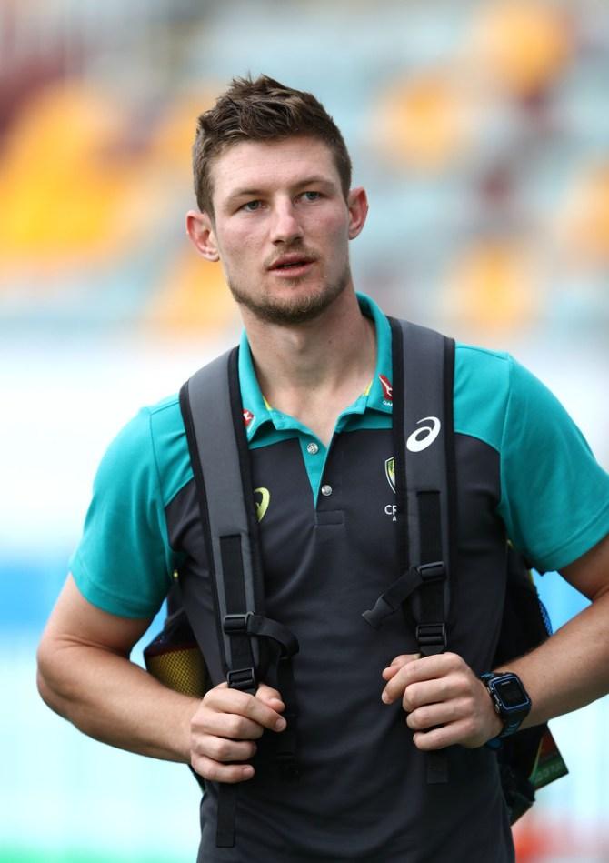 Cameron Bancroft Jonny Bairstow headbutt Australia England Ashes cricket