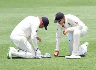 Jonny Bairstow finger injury England Australia Ashes cricket