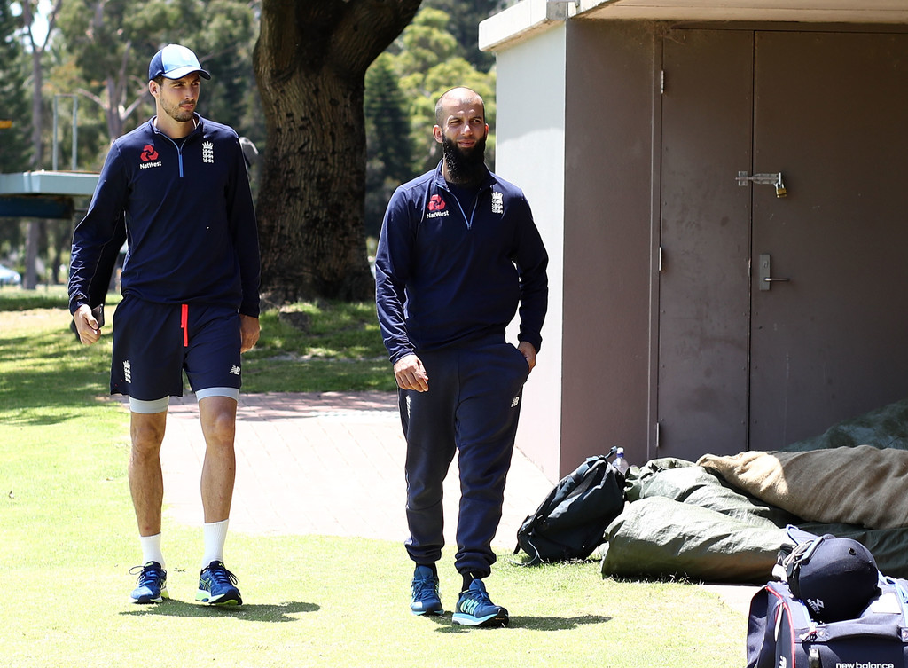 England duo Moeen and Finn ruled out of Ashes warm-up matches